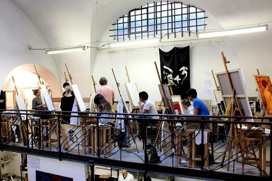 ArteLeonardo School Florence Italy Drawing Courses Florence Italy Drawing Course