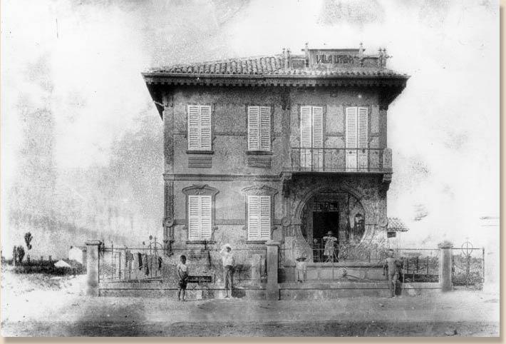 Villa Adeliya 1905-ci ildə