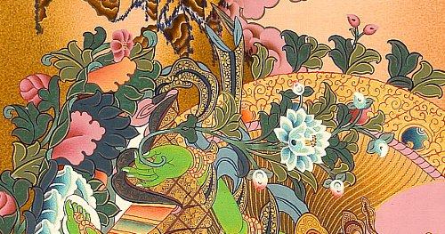 Lotus Flower in Buddhism - artelino