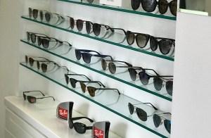 sun & skin bar designer sunglasses
