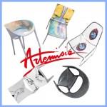 artemisia 5 sedie arte senses working overtimes