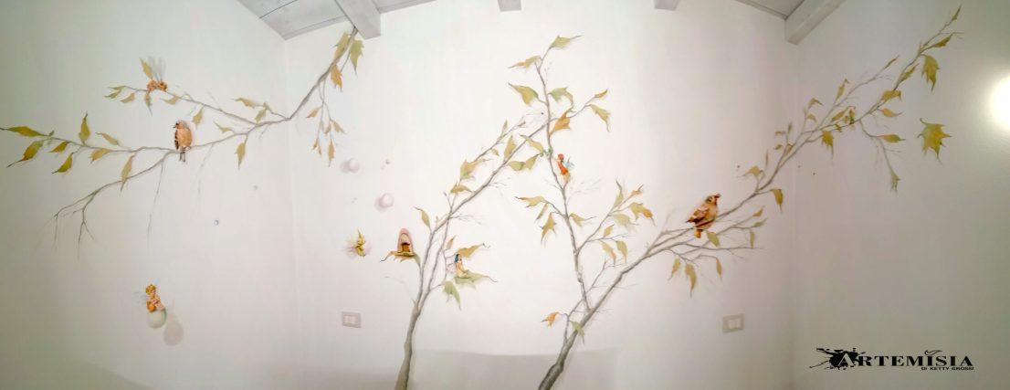 Fairies decoration 2 - Total