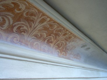 Wall decoration after.