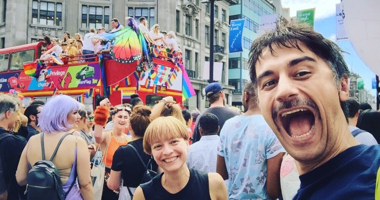 Pride in London 2017: love is love