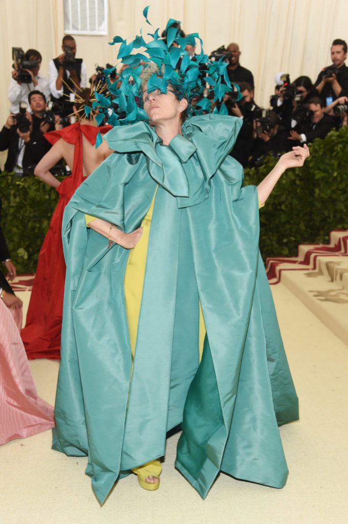 Os looks mais loucos e impressionantes do MET Gala 2018- O evento fashion mais famoso do mundo