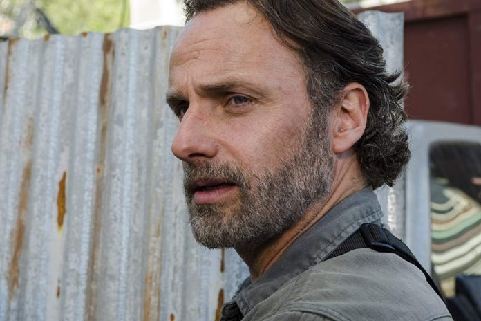 Andrew Lincoln conta o motivo da sua saída de The Walking Dead