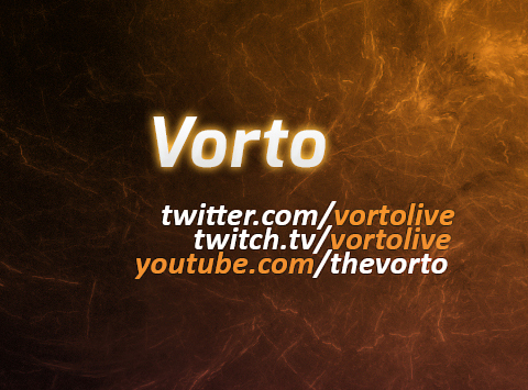Twitter Cover Design – Vorto