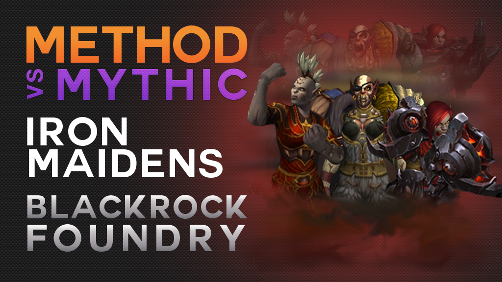 Iron Maidens Mythic Youtube Thumbnail