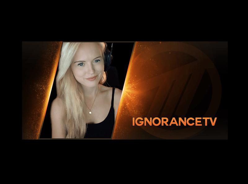 Custom Web Banner: Method Welcomes IgnoranceTV