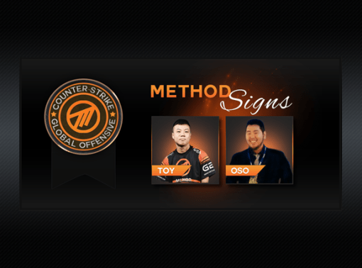 Custom Web Banner: Method Announcement