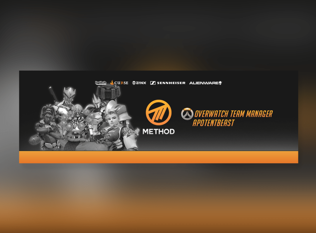 Twitter Banners Method Overwatch Team