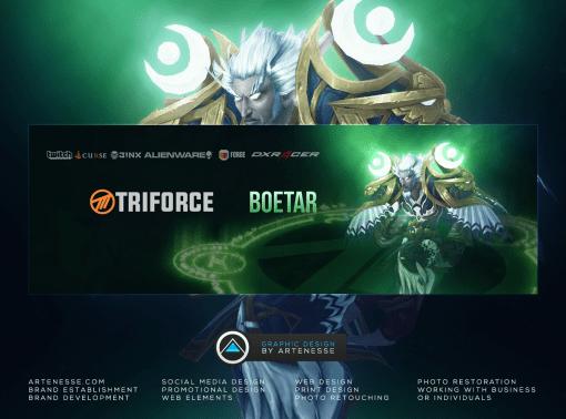 Twitter Banner Design – Boetar