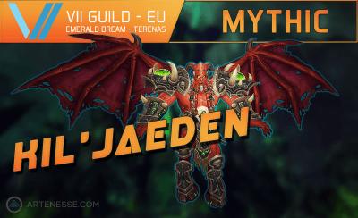 Mythic-Kiljaeden
