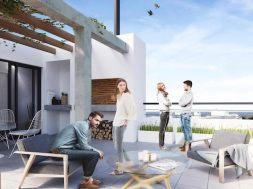 Soleil Playa 1 dormitorio penthouse