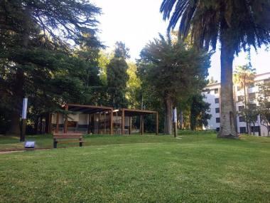 Town Park barbacoas en el parque
