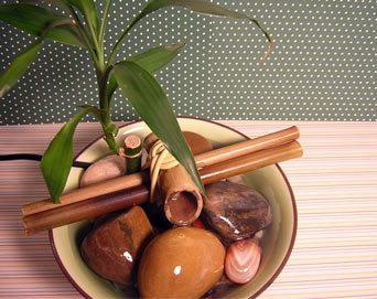 Como Fazer Fonte Japonesa 2 Como fazer uma fonte de bambu passo a passo