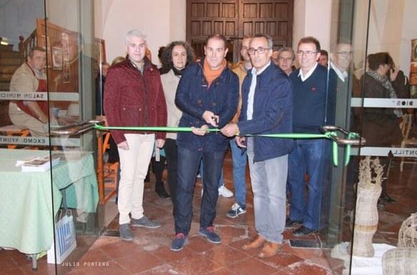 Inauguración de la VI Muestra de Artesanía