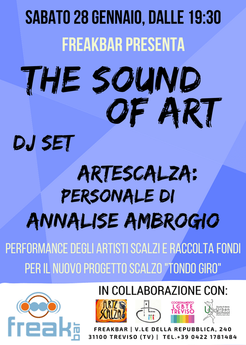 The Sound of Art