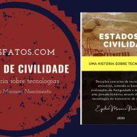 Livro Estados de civilidade - uma história sobre tecnologias