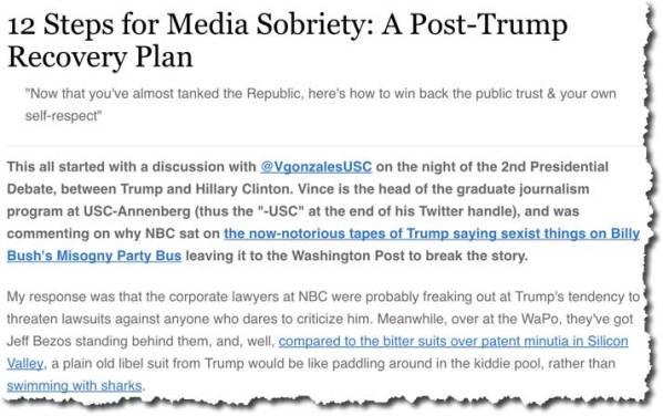 trump 12 steps media sobriety storify with vince gonzales usc journalism professor