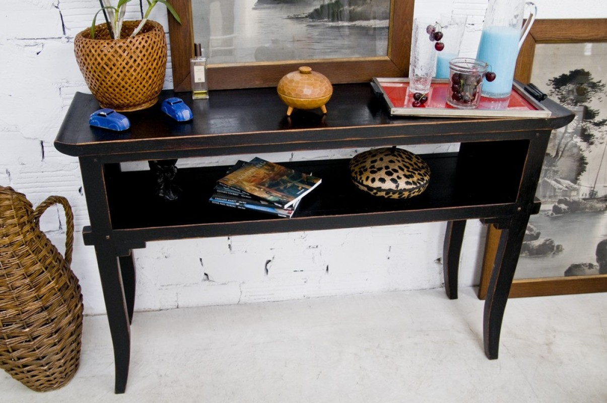 side table 1950 furniture style