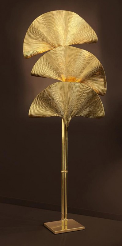 The Floor Lamp Ginkgo A Beautiful And Great Lamp In The