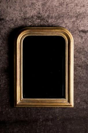 Miroir Ancien Miroir Napolon III Miroir Cadre En Stuc