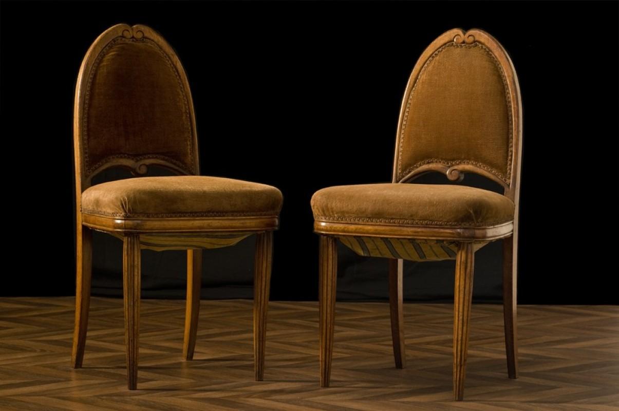 Chaises Art Dco Vintage Chaises Anciennes Annes 1920