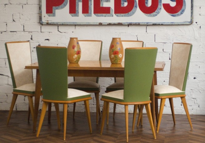 vintage chairs 1950 s chairs 1950 vintage dining table antique shabby chic furniture retro deco