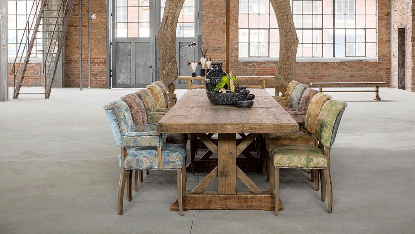 Farmhouse Table Contemporary Wood Table Vintage Table