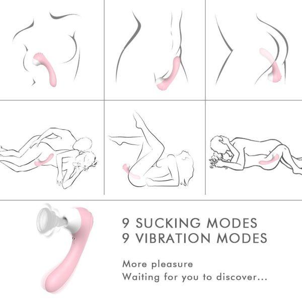 Como usar el Succionador