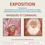 Affiche de l'exposition Carnaval et
