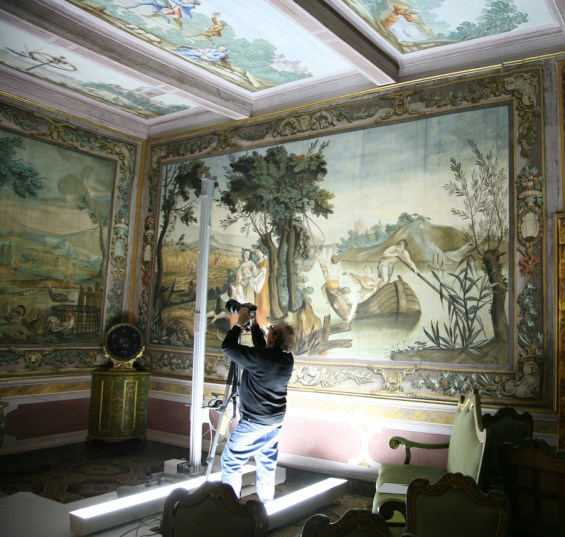 artevera frescoes for interior designers 1
