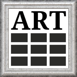 Art Frame Calendar icon