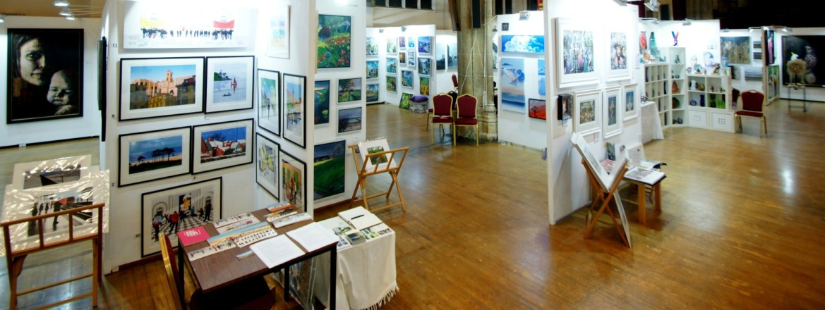 art exhibition Art Fair East 2016 Norwich