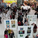 Spring Art Show 2017, Private View