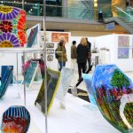Glass, Spring Art Show, The Forum, Norwich, Norfolk