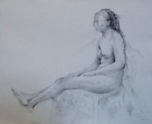 Val Chambers No.3, Norwich 20 Group - Naked in Norwich 8