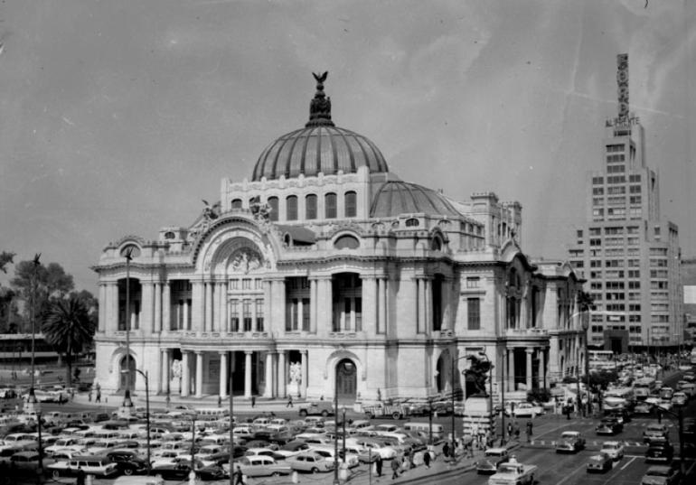 Foto: Facebook Museo del Palacio de Bellas Artes