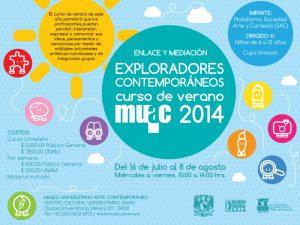 Flyer_curso de verano 2014