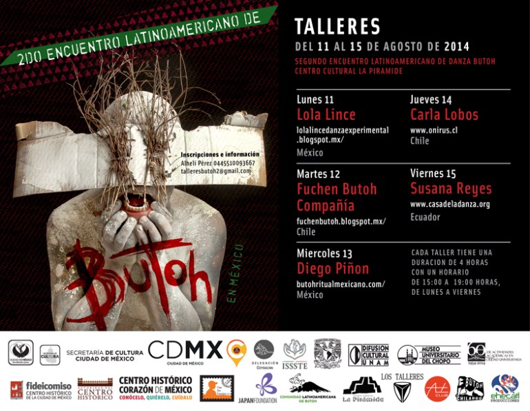 Talleres Butoh