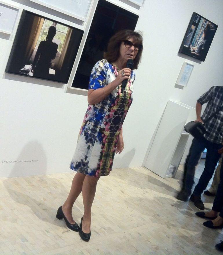 Sophie Calle en el Tamayo