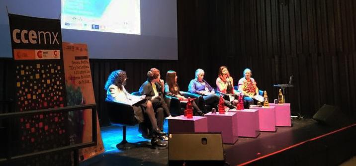 Foro Internacional Género, Medios, TICs y Periodismo