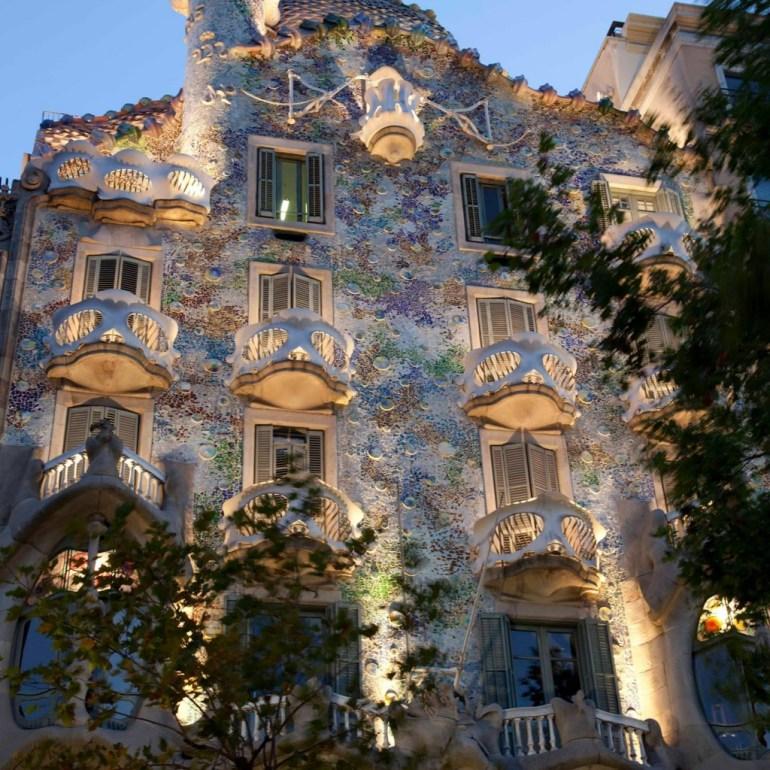 Casa Batlló © La Municipal de Barcelona