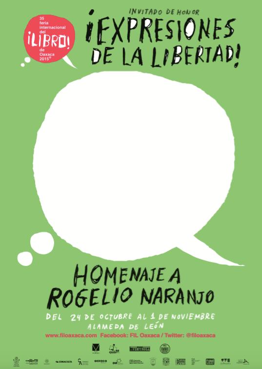 Feria Internacional del Libro de Oaxaca 2015