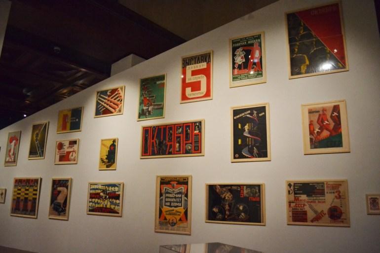 Vanguardia Rusa en el Palacio de Bellas Artes