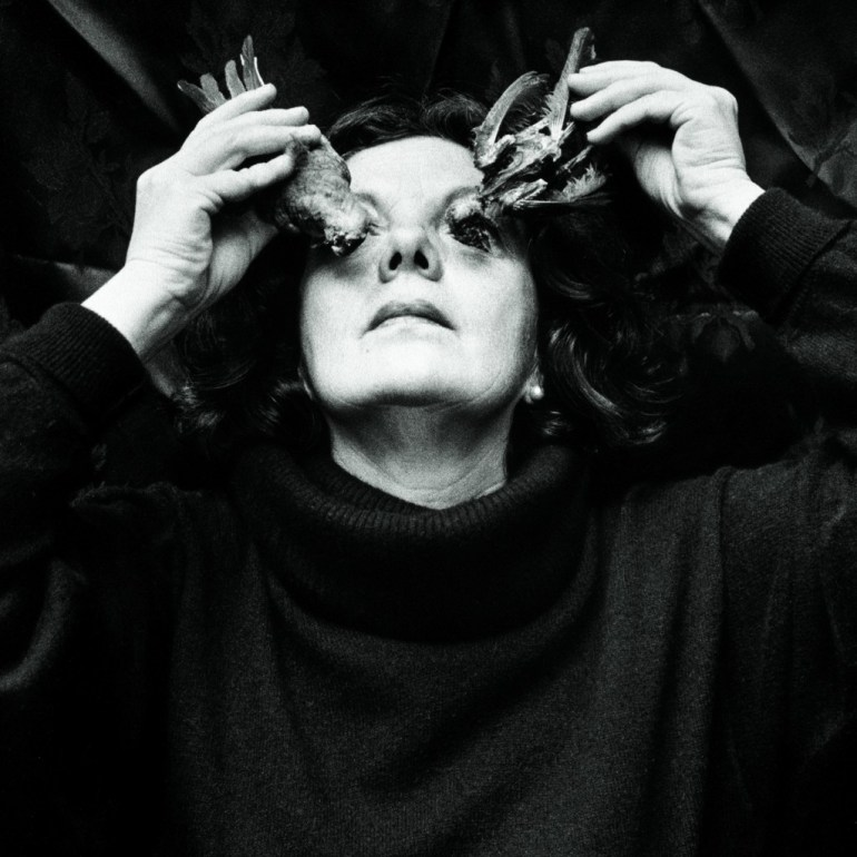 Graciela Iturbide. ¿Ojos para volar?, Coyoacán. Copia de la autora positivada en gelatina de plata. Colecciones FUNDACIÓN MAPFRE.