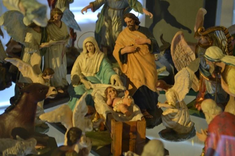 Nacimiento en el Museo Dolores Olmedo