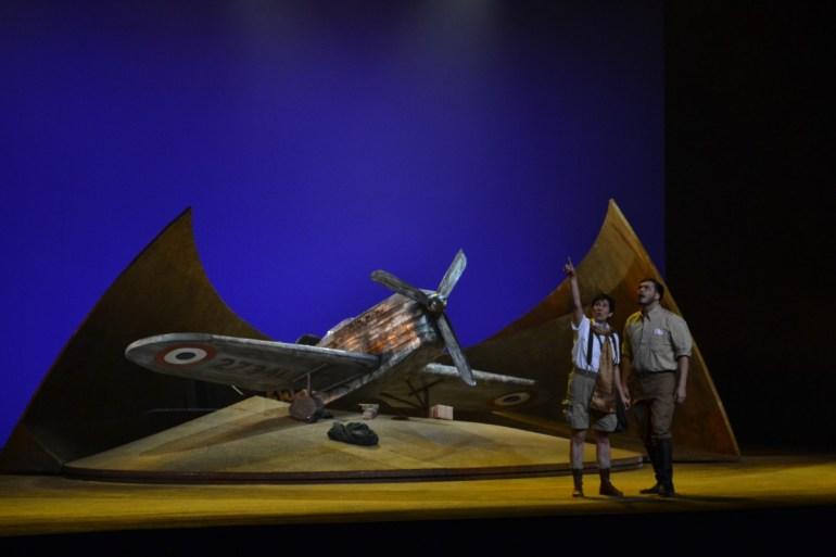 Ópera El Príncipe, Bellas Artes