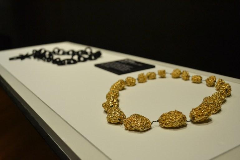 Diseño de joyería en Museo Franz Mayer